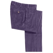 Bills Khakis M2 6-Wale Corduroy Pants - Flat Front (For Men) in Loganberry - Overstock