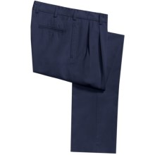Bills Khakis M2 Chamois Cloth Twill Pants (For Men) in Navy - Overstock