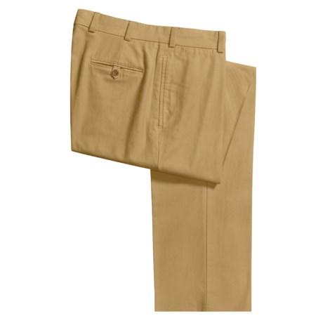 Bills Khakis M2 Driving Twill Pants - Standard Fit (For Men) in British Khaki