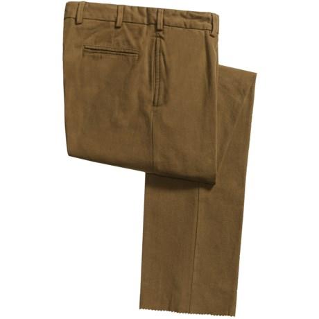 Bills Khakis M2 Firehose Canvas Pants (For Men) in Saddle