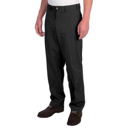 Bills Khakis M2 Original Twill Standard Fit Pants (For Men) in Black - Closeouts