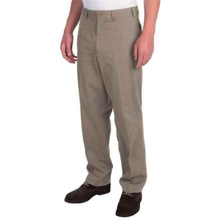 Bills Khakis M2 Original Twill Standard Fit Pants (For Men) in British Khaki - Closeouts
