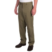 Bills Khakis M2 Original Twill Standard Fit Pants (For Men) in Olive - Closeouts