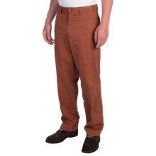 Bills Khakis M2 Original Twill Standard Fit Pants (For Men) in Red - Closeouts