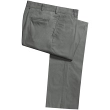 Bills Khakis M2 Shell Cloth Pants - Unhemmed (For Men) in Charcoal - Closeouts