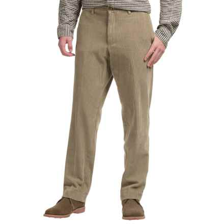 Bills Khakis M2 Standard Fit Corduroy Pants (For Men) in Khaki - Closeouts