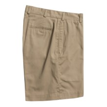 Bills Khakis M2 Tropical Twill Shorts - Standard Fit (For Men) in Khaki - Closeouts