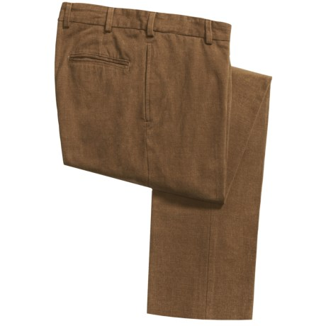 Bills Khakis M2 Wellington Heavy Twill Pants (For Men) in Khaki