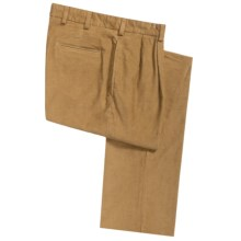 Bills Khakis M2P 15-Wale Corduroy Pants - Reverse Pleats (For Men) in Khaki - Closeouts