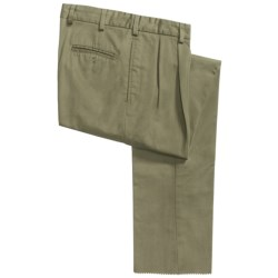 Bills Khakis M2P Basic Original Cotton Twill Pants (For Men) in Loden