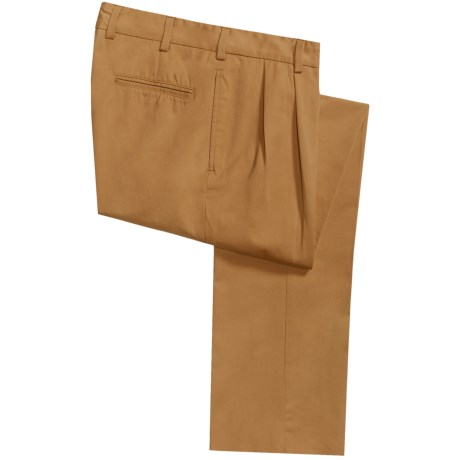 Bills Khakis M2P Chamois Cloth Twill Pants (For Men) in Spice