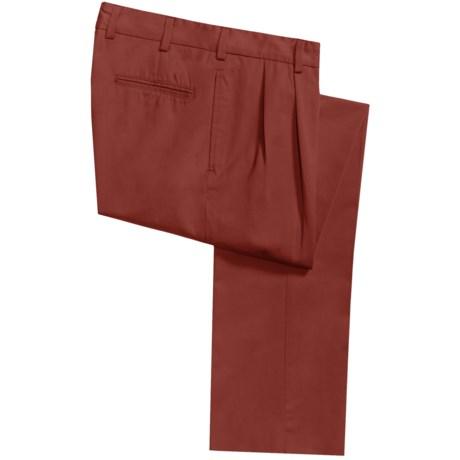 Bills Khakis M2P Chamois Cloth Twill Pants (For Men) in Umber
