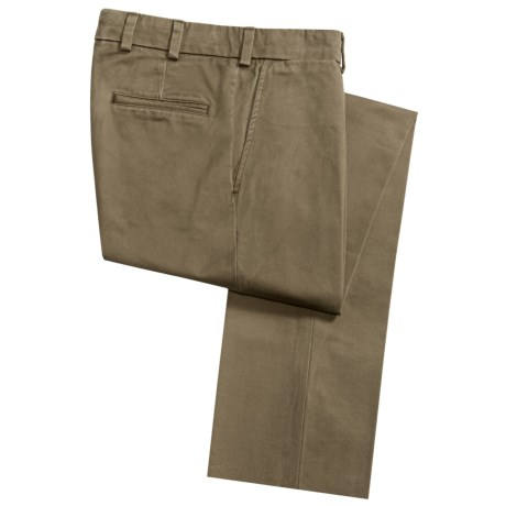 Bills Khakis M3 Bullard Field Pants - Flat Front (For Men) in Olive