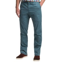 Bills Khakis M3 Hampstead Twill Pants (For Men) in Blue - Closeouts