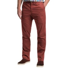 Bills Khakis M3 Hampstead Twill Pants (For Men) in Rust - Closeouts
