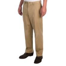 Bills Khakis M3 Original Twill Pants - Slim Fit (For Men) in British Khaki - Closeouts