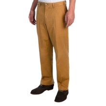 Bills Khakis M3 Original Twill Pants - Slim Fit (For Men) in Mustard - Closeouts