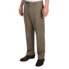 Bills Khakis M3 Original Twill Pants - Slim Fit (For Men) in Olive - Closeouts