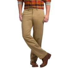 Bills Khakis M3 Sandstone Twill Pants - Trim Fit (For Men) in British Khaki - Closeouts