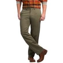 Bills Khakis M3 Sandstone Twill Pants - Trim Fit (For Men) in Dark Olive - Closeouts
