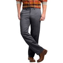 Bills Khakis M3 Sandstone Twill Pants - Trim Fit (For Men) in Navy - Closeouts