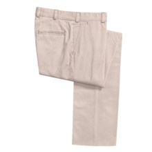 Bills Khakis M3 Vintage Twill Pants - Flat Front (For Men) in Pink - Closeouts