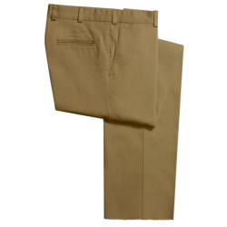 Bills Khakis Original M3 Twill Pants - Combed Cotton (For Men) in Mushroom