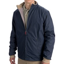 Bills Khakis Reversible Windbreaker Jacket (For Men) in Navy - Closeouts