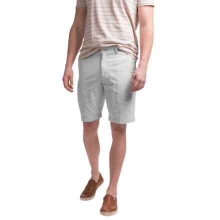 Bills Khakis Seersucker Parker Shorts (For Men) in Grey - Closeouts