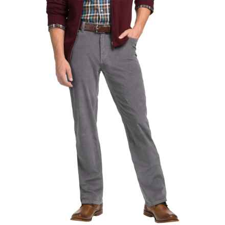 Bills Khakis Standard Fit Corduroy Pants (For Men) in Charcoal - Closeouts