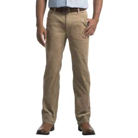 Bills Khakis Standard Fit Corduroy Pants (For Men) in Khaki - Closeouts