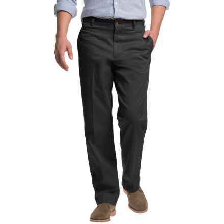 Bills Khakis Standard Issue M2 Twill Pants (For Men) in Black - Closeouts