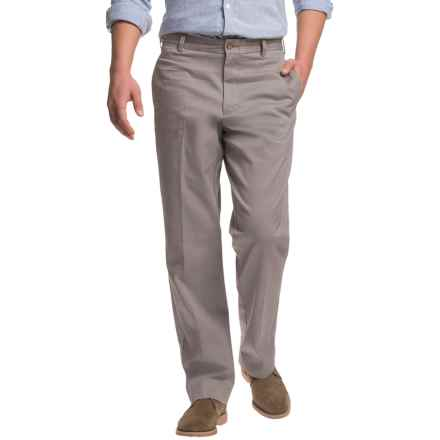 Bills Khakis Standard Issue M2 Twill Pants (For Men) in Grey - Closeouts