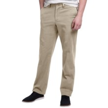 Bills Khakis Standard Issue M3 Trim Fit Twill Pants (For Men) in British Khaki - Closeouts
