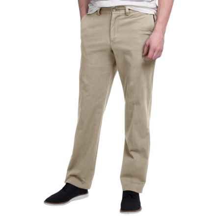 Bills Khakis Standard Issue M3 Trim Fit Twill Pants (For Men) in British Khaki - Closeouts