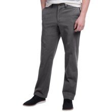 Bills Khakis Standard Issue M3 Trim Fit Twill Pants (For Men) in Charcoal Grey - Closeouts
