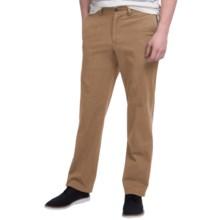 Bills Khakis Standard Issue M3 Trim Fit Twill Pants (For Men) in Dark Khaki - Closeouts