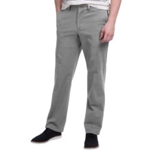 Bills Khakis Standard Issue M3 Trim Fit Twill Pants (For Men) in Grey - Closeouts