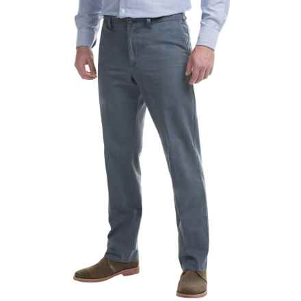 Bills Khakis Standard Issue M3 Trim Fit Twill Pants (For Men) in Navy - Closeouts