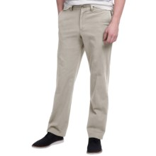 Bills Khakis Standard Issue M3 Trim Fit Twill Pants (For Men) in Stone - Closeouts