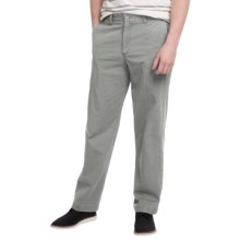 Bills Khakis Standard Issue Parker Pants (For Men) in Grey - Closeouts