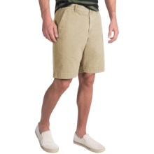 Bills Khakis Standard Issue Parker Shorts (For Men) in British Khaki - Closeouts