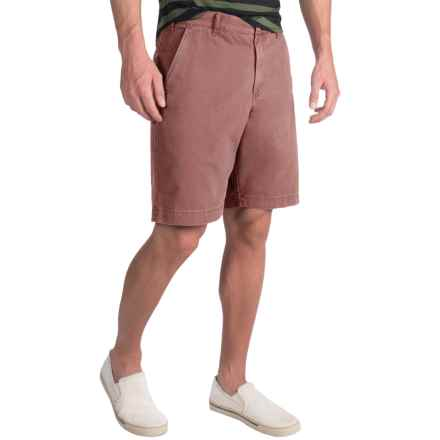 Bills Khakis Standard Issue Parker Shorts (For Men) in Clay - Closeouts