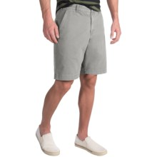 Bills Khakis Standard Issue Parker Shorts (For Men) in Grey - Closeouts