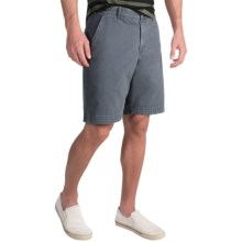 Bills Khakis Standard Issue Parker Shorts (For Men) in Navy - Closeouts
