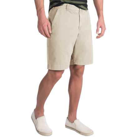 Bills Khakis Standard Issue Parker Shorts (For Men) in Stone - Closeouts
