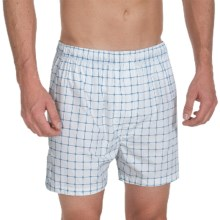 Bills Khakis Standard Issue Printed Boxers (For Men) in White - Closeouts