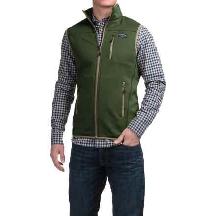Bills Khakis Standard Issue Soft Shell Vest (For Men) in Dark Green - Closeouts