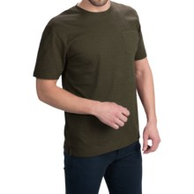 Bills Khakis Standard Issue Solid T-Shirt - Short Sleeve (For Men) in Olive - Closeouts