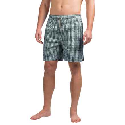 Bills Khakis Standard Issue Swim Trunks - Drawstring Waist (For Men) in Navy - Closeouts